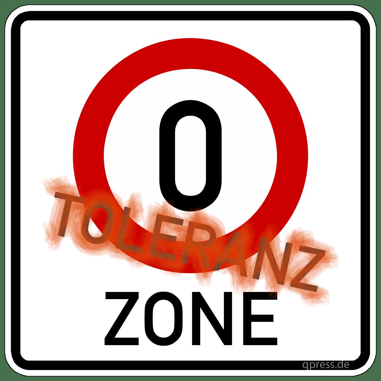 Null Toleranz Zone Demo Protest Verbot und Polizeigewalt Blockupy