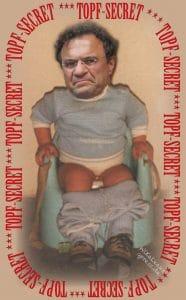 Peinliches Bild von Minister Friedrich während USA Besuch geleakt USA setzt Minister Friedrich auf den Topf NSA PRISM snowden skandal