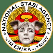 NSA vor Zusammenbruch gerettet, Spionagekapazitäten für Deutschland freigesetzt national_stasi_agency_NSA_snowden_BND_verfassungsschutz_Merkel