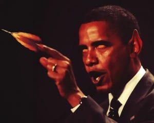 Barack Obama Obama bittet Europa