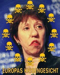 Totalversagen Europas, 27 EU-nuchen wollen im Namen der Menschlichkeit Syriens Blut sehen Baroness_Ashton_headshot