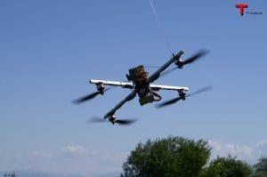 Eins-A-Drohnen, Prima Terror für alle tt-copter