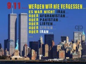 Endlich Klarheit: Iran für 9/11 verantwortlich