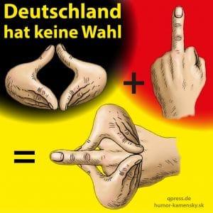 """Deutschland hat keine Wahl, alles klar entschieden, """"Die Welt"""" unterschlägt Ergebnis CDU-SPD-Deutschland-gefiXXt-bundestagswahl-2013-ergebnis-vorschau-keine-wahl-qpress"""
