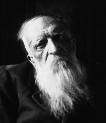 Gustave_Le_Bon_1929_der_denker_In der Masse sinkt der Verstand mit der Anzahl der Versammelten