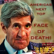 John F. Kerry americas next top face of death Kriegstreiber
