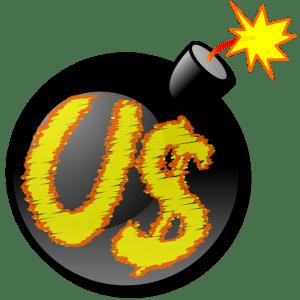 USA nun Ramsch, Rate-Agentur macht kurzen Prozess USA 17 teratons dollar bomb explosive staatsschulden-01