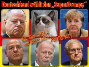 dsds_2013_btw_Bundestagswahl_grumpy_deutschland_sucht_den_supergrumpy_merkel_steinbrueck_gysi_trittin_bruederle_parteien_wahlzirkus