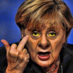Angela Merkel erfindet neuartige Vario-Inzidenz