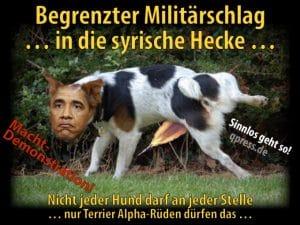 Obamas Syrien-Lotto mit dem Kongress kann weitere Giftgasattacke verursachen obama_syrien_begrenzter_militaerschlag-markieren reine machtfrage farce false flag