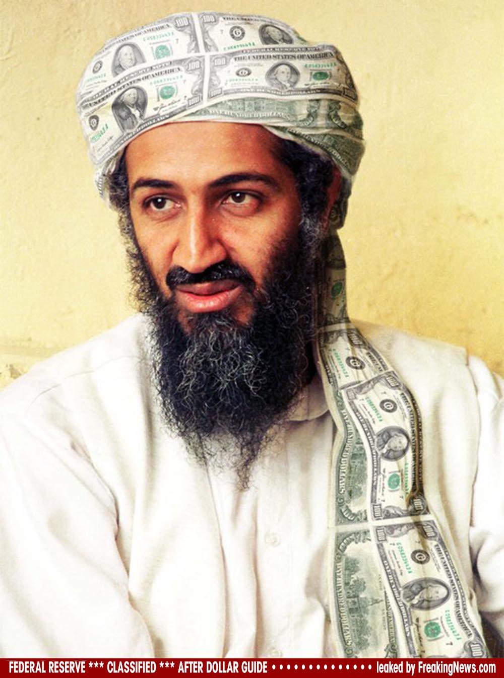Geheimdokumente der Federal Reserve zur Nach Dollar Ära geleakt Dollar-Money-Turban-geld-mode-bekleidung