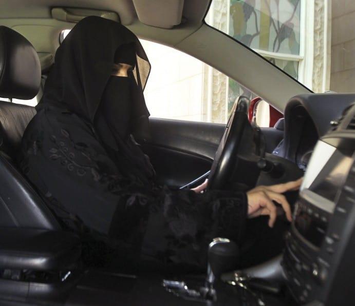 als frau in saudi arabien
