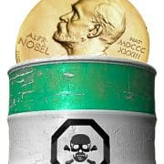 Nobel peace Poison prize