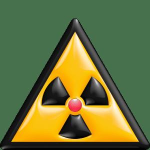 Radioaktiv Strahlung Gefahr Katastrophe