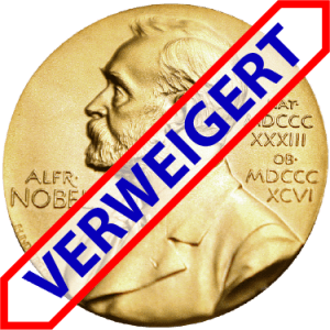 Wirtschafts-Nobelpreis Eklat, keine Ehrung für die Lösung der Welt-Finanzkrise nobelpreis fuer Wirtschaft verweigert leine loesung fuer welt-finanzkrise
