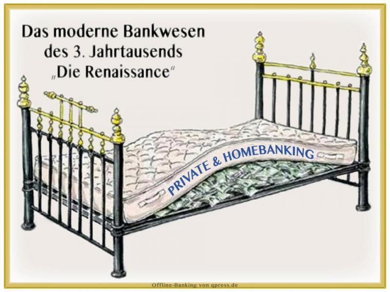 Bankwesen_Bankenrettung_Bankenrettungsfond_Bad_Bank_Notenbank_Inflationsrate_Rettungsschirm_Eurokrise_Privatbanken_Finanzkrise_Sparstrumpf_Negativzins_qpress