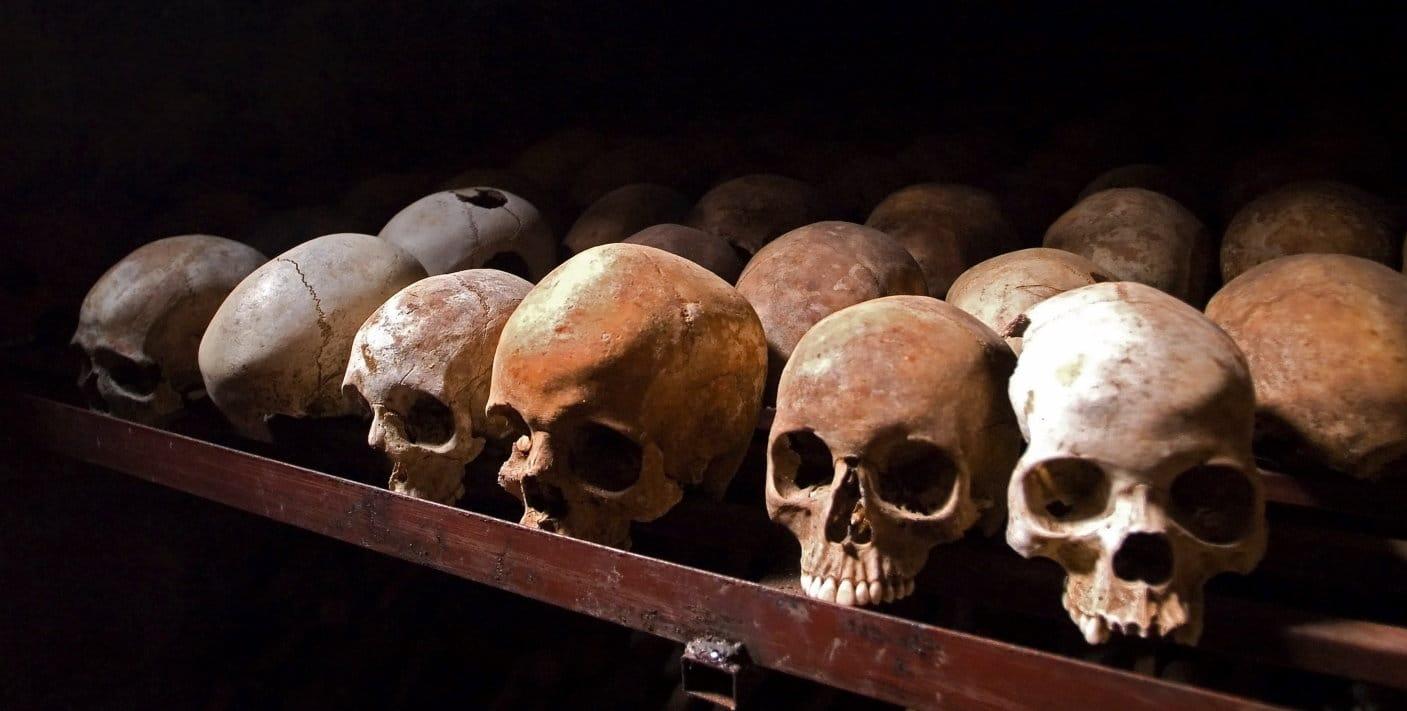 Völkermord statt Stierkampf als Weltkulturerbe der UNESCO Nyamata_Memorial_Site_13b