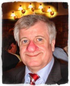 Seehofer, Horst CSU Bayern Volksabstimmung vs Volksbefragung Volksverdummung Wahlkampf Versprechen Schauspiel Komoedienstadl
