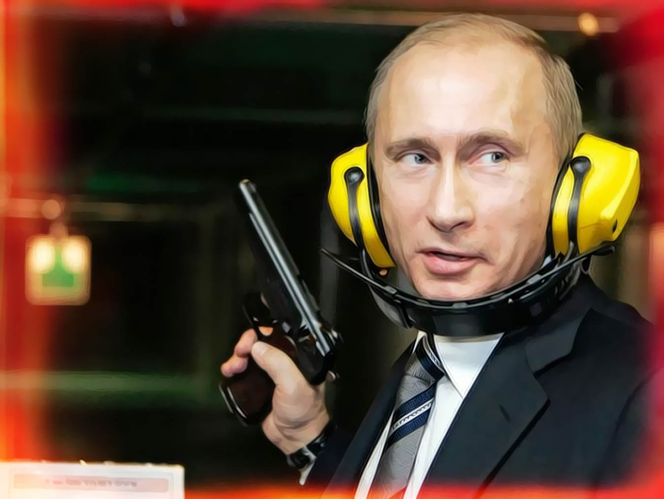 Wladimir Putin Russland Islamismus Scharia Islamisierung Abwehr Kampf der Kulturen Religionen Duma