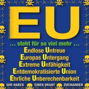 Putsch-Dämons letzter Coup am Herzen der EU