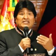 Evo Morales als Vorreiter für Kinderarbeit