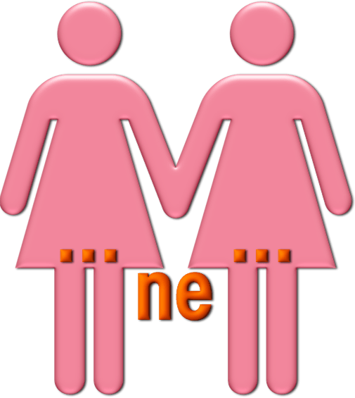 Woman and Woman (homosexual) icon qpress