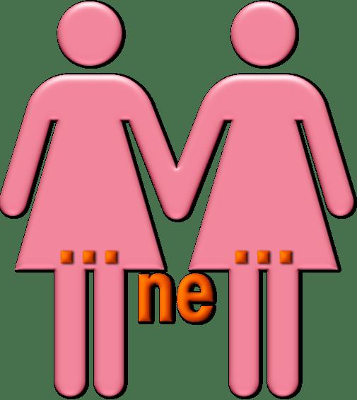 Droht Kroatien Rauswurf aus der EU wegen Homo-Ehe-Versagens Woman and Woman (homosexual) icon qpress