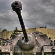 Tausende britische Panzer im Anmarsch auf das Rhein-Ruhrgebiet
