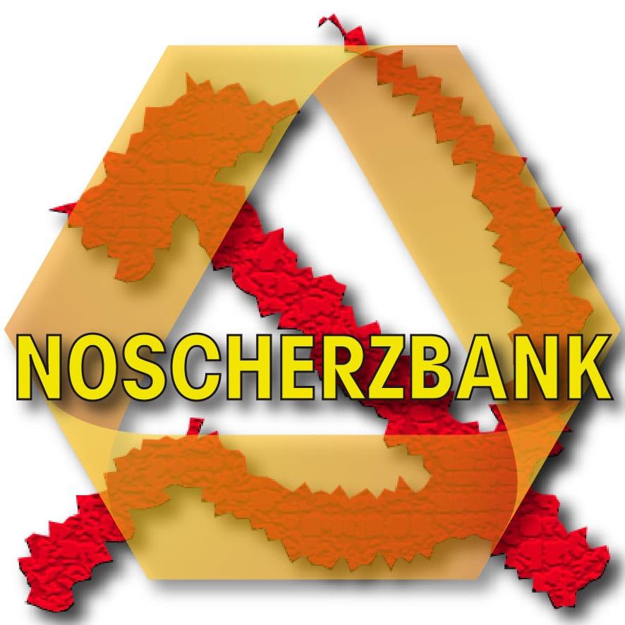 Commerzbank dominiert reguliert Kommunismus Kommunisten Feindschaft System der Schweine animal farm NOSCHERZBANK qpress