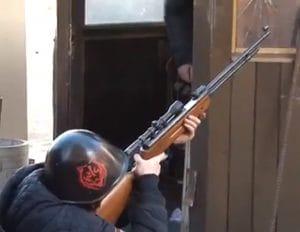 """Neusprech """"Hilfsgüter"""" - Linguistische Katastrophenhilfe für Anfänger Kiev friedliche Demonstranten beim gezielten Protest gegen die Regierung Janukowytsch"""