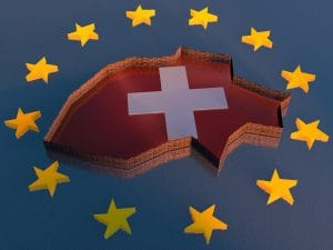 Schweiz beendet Selbstmordversuch, deutsche Kommunen kommen dabei ums Leben Schweiz Freimauerfisch ein EU Fisch Becken
