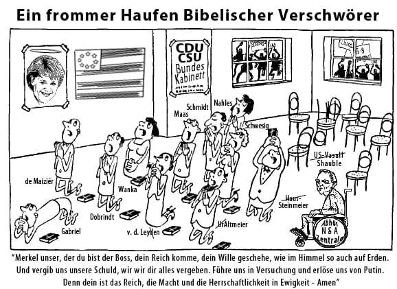 Pitti und der Bundesdackel 10_antilobby_bibelschwoerer religioten treue politik untreue