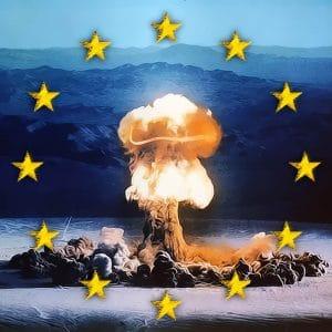 Vakuumbombe: Der ökologisch saubere Massentod Europa EU gewollt Krieg 2014 Ukraine die Inszenierung provoziert Friedensstifer-Jubilaeumskrieg