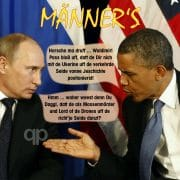 Putin obama mens talk about ukraine and history Kopie