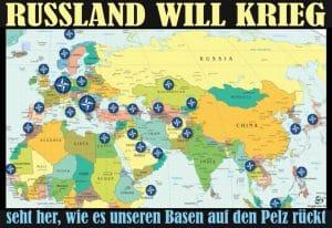 Kreml-Pläne: Russland will Militärausbilder in Ost-Ukraine schicken russland will krieg us basen bedroht verteidigungskrieg humanitaere mission intervention qpress