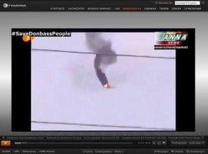 Pro-Russen tricksen ARD und ZDF mit Hubschrauber-Abschuss aus Abschuss Hubschrauber Ukraine Syrien ARD ZDF Fake Bildschirmfoto 2014-05-31 um 17.06.58