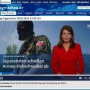 Abschuss Hubschrauber Ukraine Syrien ARD ZDF Fake Bildschirmfoto 2014-05-31 um 17.41.40