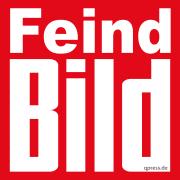 FeindBIld Bild Feind Medien Zensur Propganda Schmierblatt Herze Vierte Gewalt Pressefreiheit Pressbefreit qpress