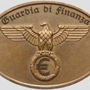 Finanz Gestapo Guardia di Finanza Europa der Steuerhinterzieher Faschismus ante Portas Totalueberwachung passiert ueber das Geld den Euro spesometro