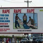 Islam muslime kurzzeitehe Vergewaltigung Finnland Norwegen Migrationsprobleme Werbung in Afrika fuer Freiheit in Europa