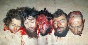 Syrische Freiheitskaempfer Kopfgalerie Islamisten Demokraten Syrien Ukraine Frieden Freiheit Demokratie
