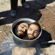 Syrische Halsabschneider zur Verstärkung ukrainischer Regierungstruppen