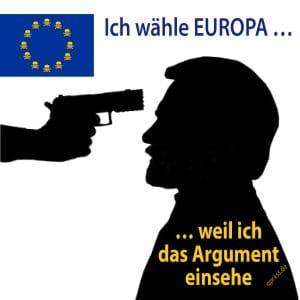 Präventiv-Exekution: EU probt neue Rechtsetzung