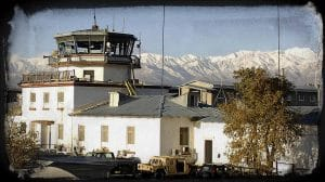 Afghanistan bagram postcard from us prision