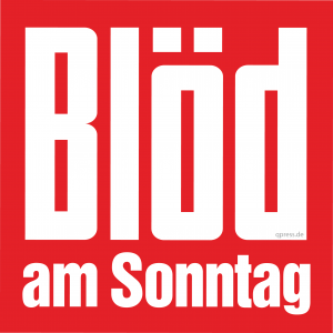 Bild Bloed am Sonntag Logo
