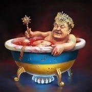 Krieg um Krim und Profite mit Ansage, Schokoschenko und Westkonzerne einig