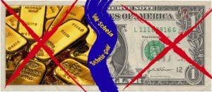 Kein Bargeld Gold Geld Vergleich