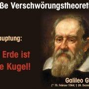 Große verschwoerungstheoretiker, Galileo Galilei