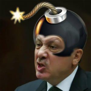Russland erwägt Flugverbotszone über Syrien erdogan auf abschussliste zeitbombe risikofaktor USA EU baldiger tuerkischer Fruehling