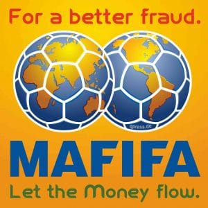 Unanständiger 7:1 Sieg über Brasilien gekauft, Löw vor Abberufung ma_fifa_logo_for_a_better_fraud_let_the_money_flow_qpress